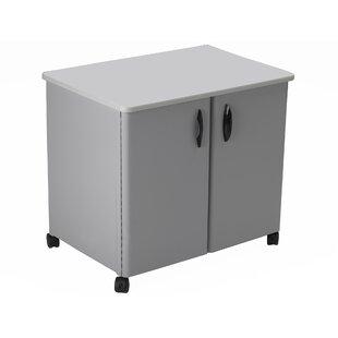 2 Door Storage Cabinet by Mayl..