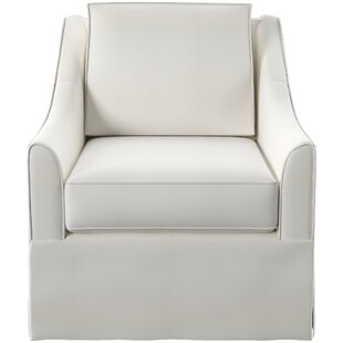 Wayfair Custom Upholstery™ Bella Swivel Chair