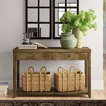 Hooker Furniture Roslyn County 84 Console Table Reviews Wayfair