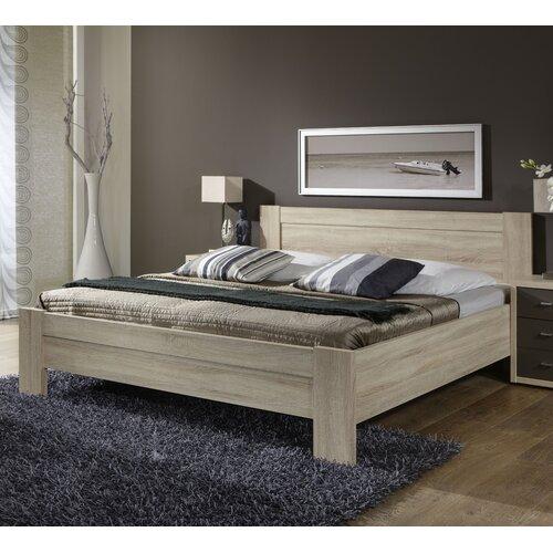 Futonbett Donna   Schlafzimmer > Betten > Futonbetten   Eiche - Holz   Wiemann