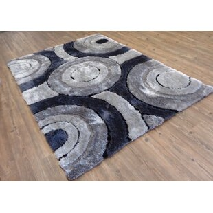 Where buy  Hand-Tufted Gray/Black Area Rug ByRug Factory Plus