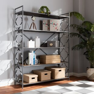 Comparison Searcy Etagere Bookcase by Gracie Oaks