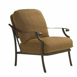 Tropitone Montreux Lounge Chair with Cush..