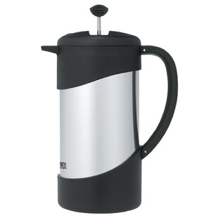 4.23-Cup Vacuum Insulated French Press Coffee Maker