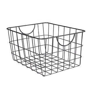 Attrayant Wire Baskets And Metal Bins, Boxes And Baskets Youu0027ll Love | Wayfair