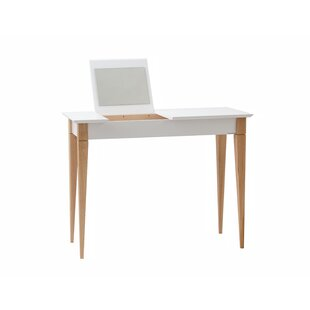 Nigel Dressing Table With Mirror By Zipcode Design