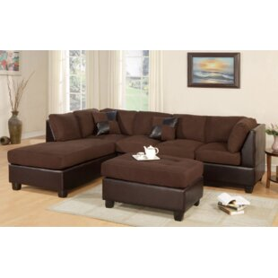 Miller Sectional with Ottoman