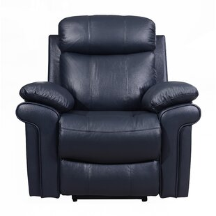 Find for Asbury Leather Power Recliner by Red Barrel Studio Reviews (2019) & Buyer's Guide