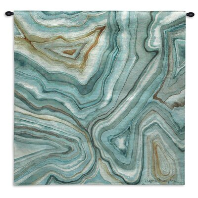 Agate Abstract II Tapestry