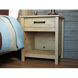 Ringgold 1 Drawer Nightstand by Greyleigh