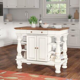 Kitchen Island Seats 4 | Wayfair