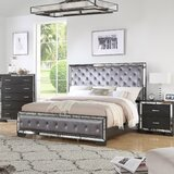 Horwitz King Standard Configurable Bedroom Set by Mercer41