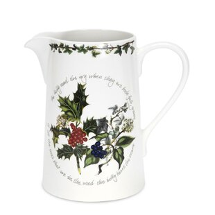 The Holly And The Ivy Bella 1.7 L Jug By Portmeirion