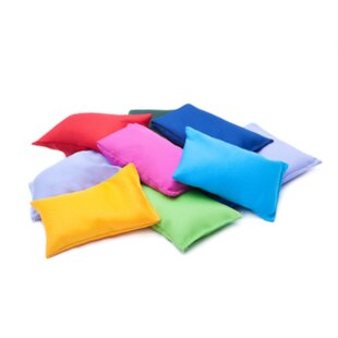 Assorted Colours Bean Bag Toss (Set Of 4) By Freeport Park