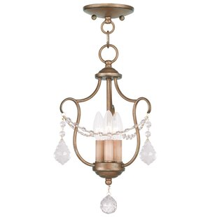 Astoria Grand Bayfront 3-Light Chandelier