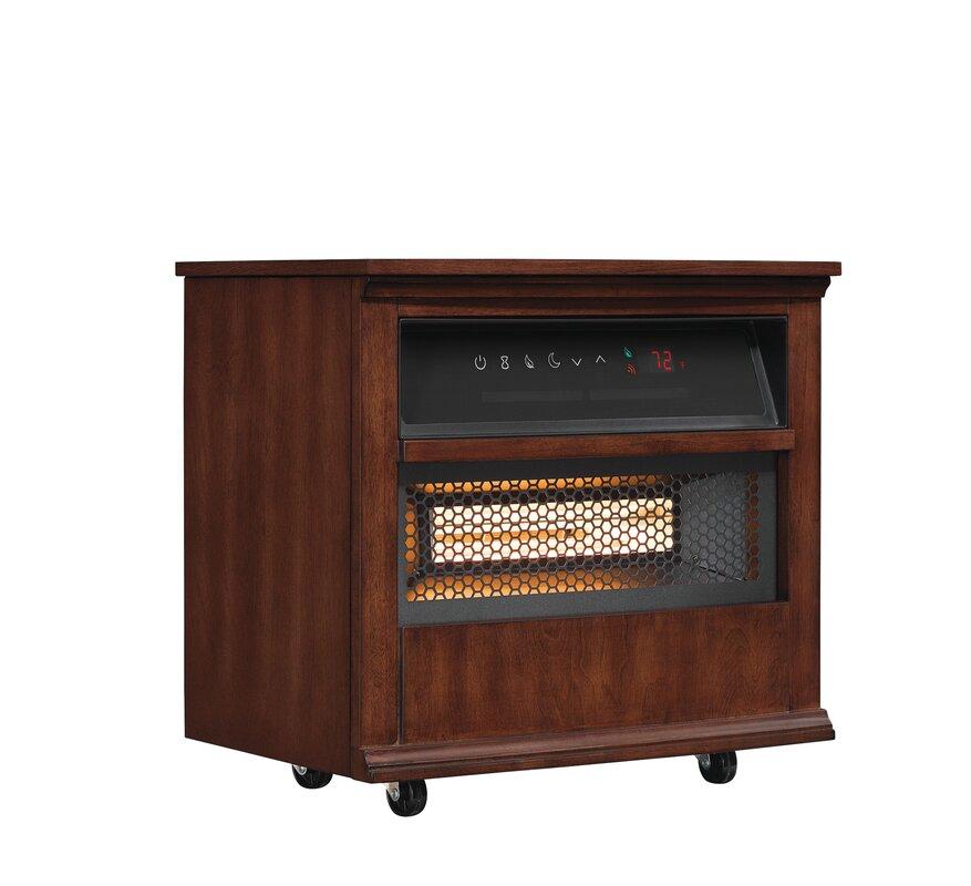 Bello Portable Infragen™ Smart 5,200 BTU Electric Infrared Cabinet ...