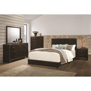 Jason Queen Panel 5 Piece Bedroom Set by Andover Mills