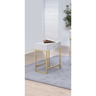 Eastcote End Table with Storage by Ivy Bronx