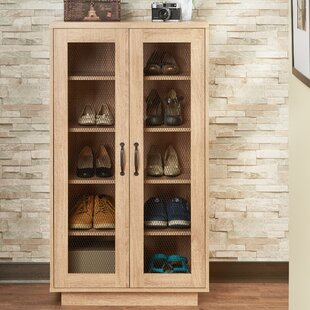 Look for 10 Pair Shoe Storage Cabinet By Gracie Oaks