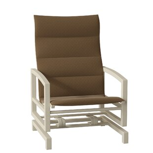 Lakeside Padded Sling Action Patio Chair by Tropitone