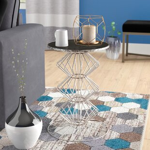 Drakes Iron Wire End Table