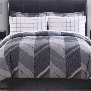 Reid Reversible Comforter Set
