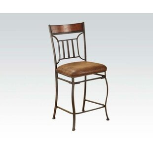 Basey Bar Stool (Set of 2) by Fleur De Lis Living