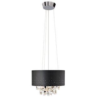Price comparison Vallo 6-Light Chandelier By Élan Lighting