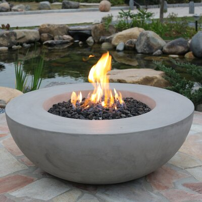 natural gas fire pit set up problems table sets lunar concrete