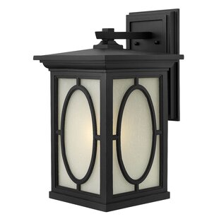 Mikell Outdoor Wall Lantern by Bloomsbury..