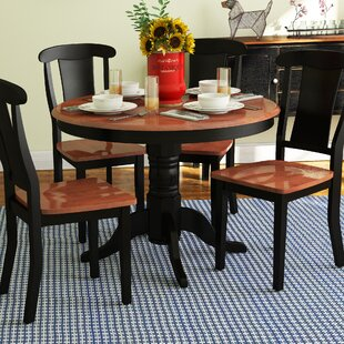 Hardin 5 Piece Dining Set August Grove