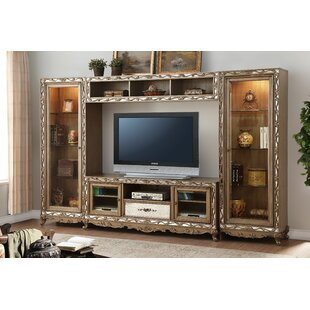 Reviews Linzy Entertainment Center for TVs up to 70 by Rosdorf Park Reviews (2019) & Buyer's Guide