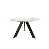 Arya Mid Century Modern Solid Wood Dining Table by AllModern