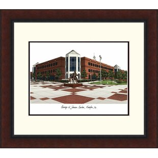 NCAA George Mason Patriots Legacy Alumnus Lithograph Picture Frame By Campus Images