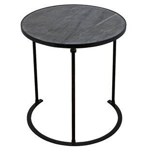 Best Reviews Molly End Table By Noir