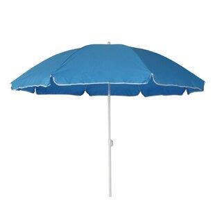 1.8m Beach Parasol By Sol 72 Outdoor