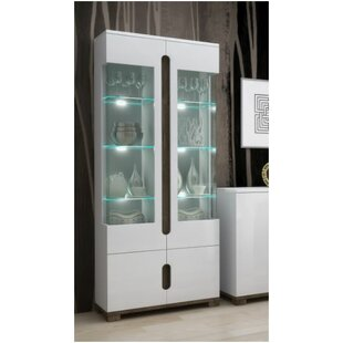 Fresh Hanging Display Cabinets with Glass Doors