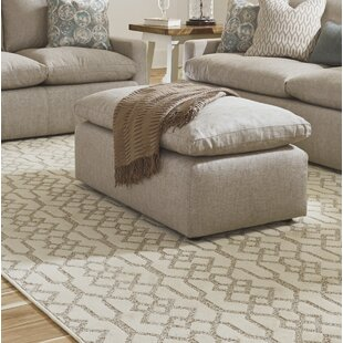 Rosecliff Heights Clay Accent Ottoman