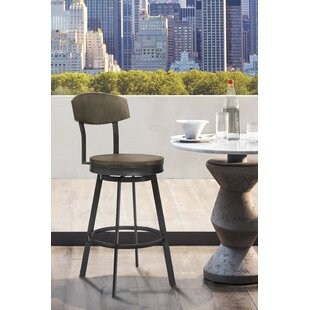 Olivia 26 Swivel Bar Stool