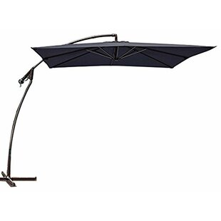 Freeport Park Marie Patio 8' Square Cantilever Umbrella