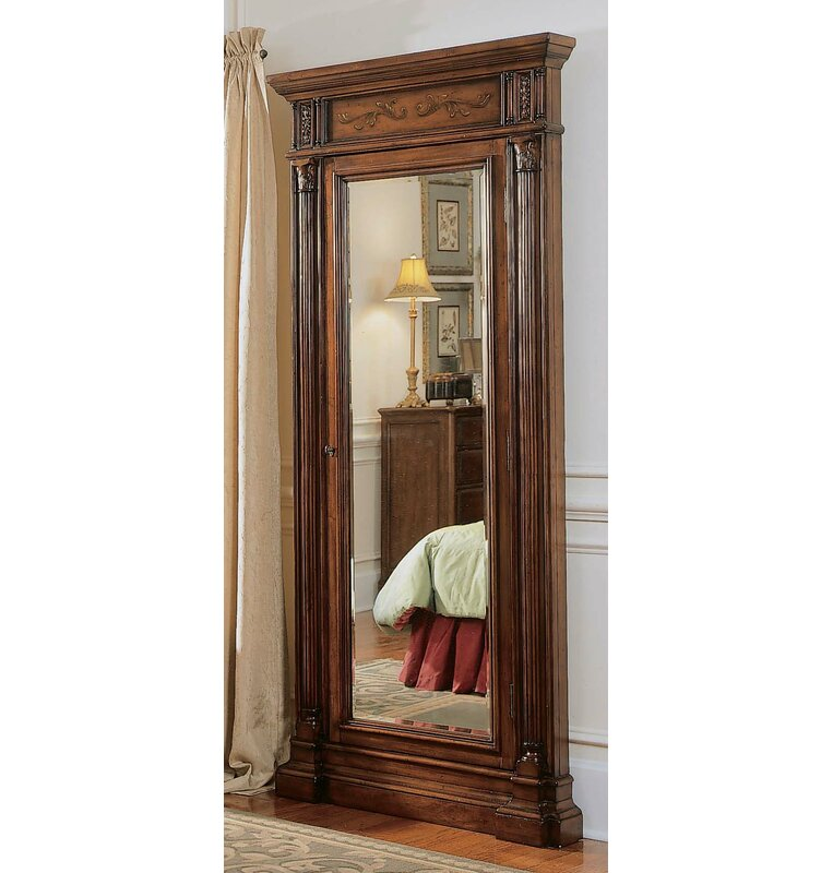 Delicieux Hooker Furniture Seven Seas Jewelry Armoire With Mirror U0026 Reviews | Wayfair