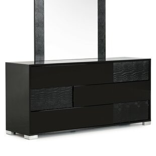 Everly Quinn Keene 3 Drawer Dresser