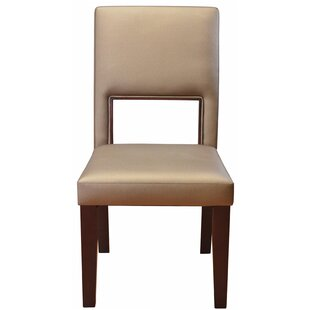 Beautiful Panoramic Upholstered Dining Chair by DHC Furniture Great price