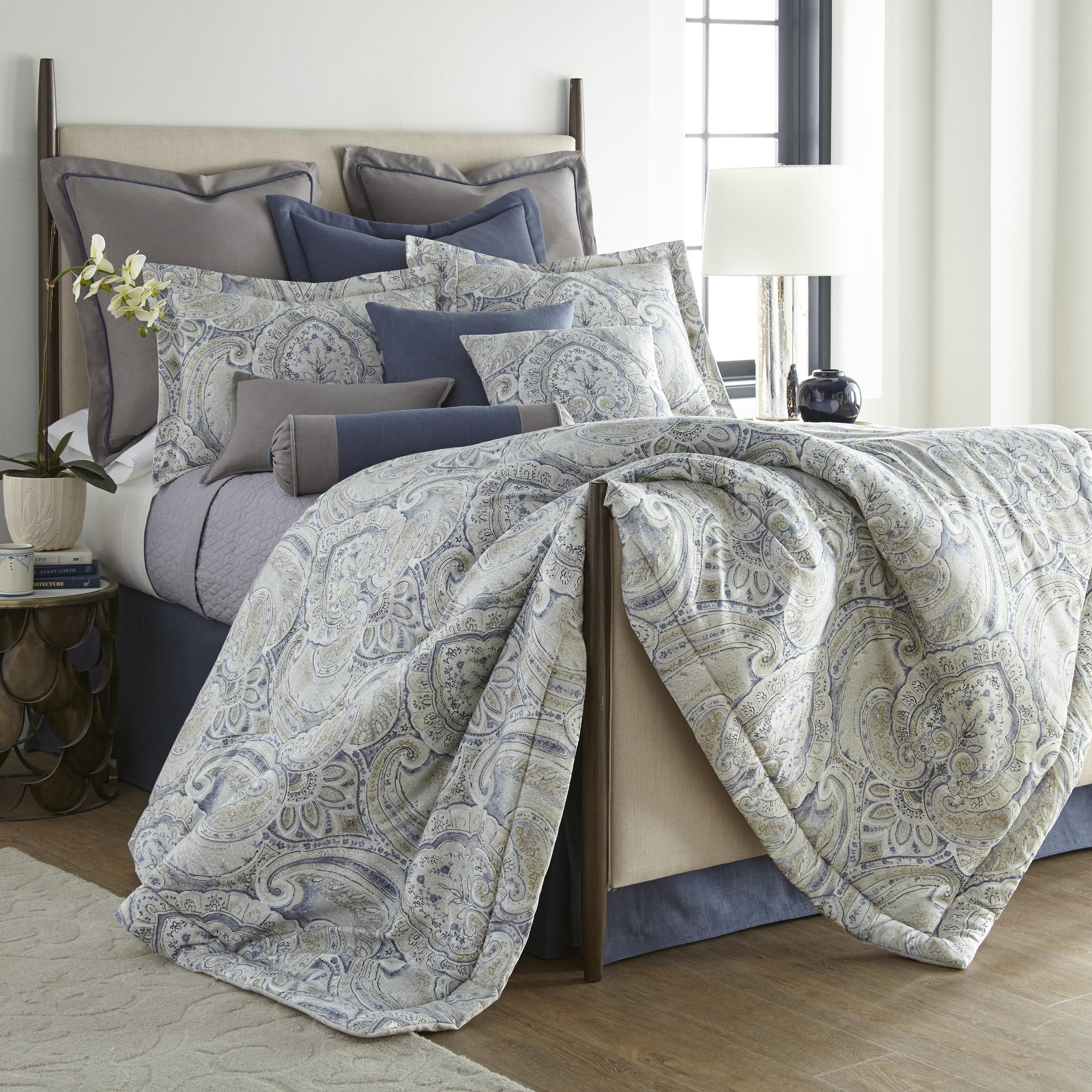 Canora Grey Alvaro Comforter Set Wayfair