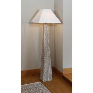 Raffles Pyramid 125cm Floor Lamp Base