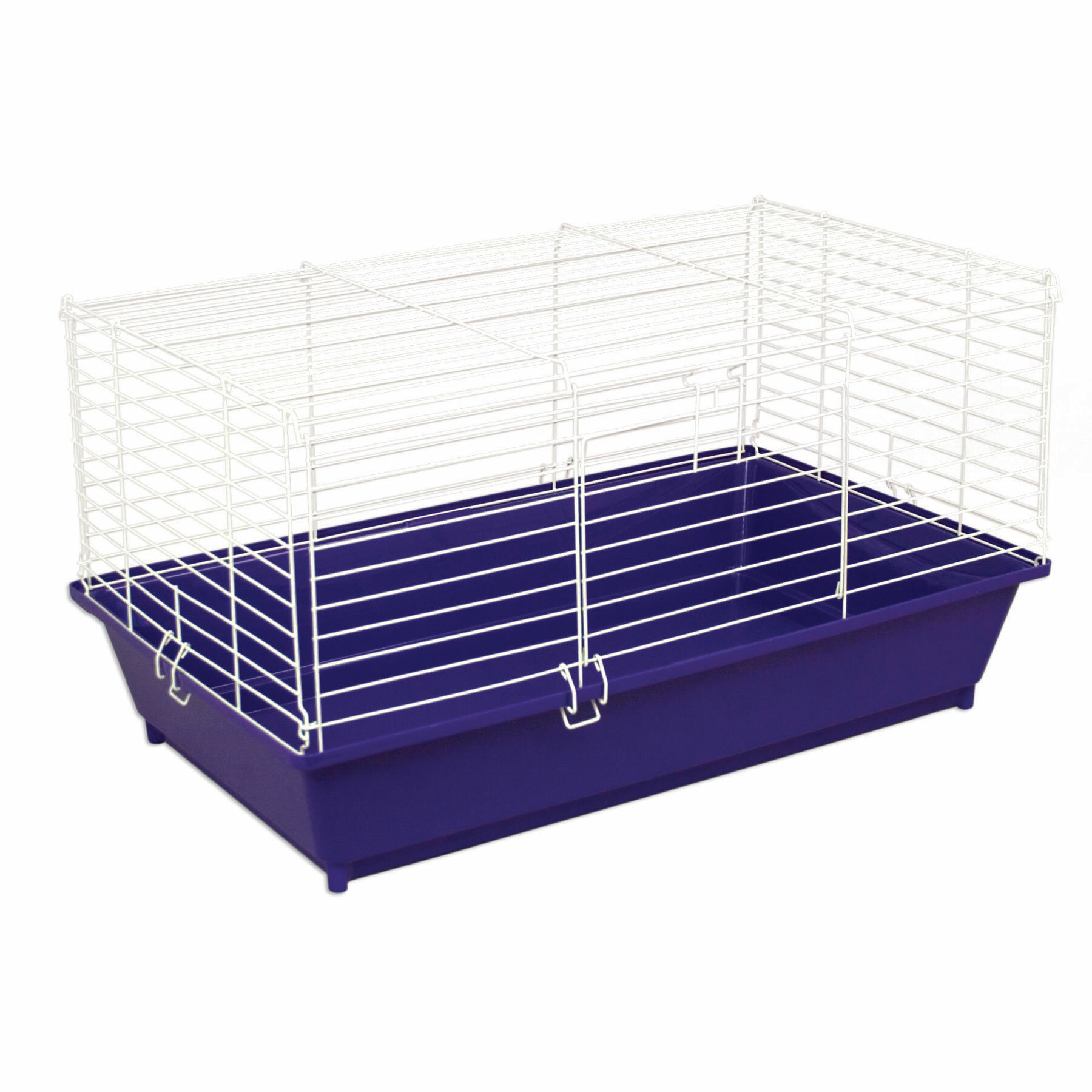Ware Manufacturing Home Sweet Home Rabbit Cage Starter Kit & Reviews ...
