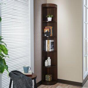 celia corner unit bookcase