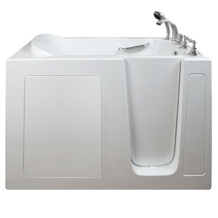 Ella Walk In Baths Economy Air/Whirlpool Massage Whirlpool Walk-In Tub