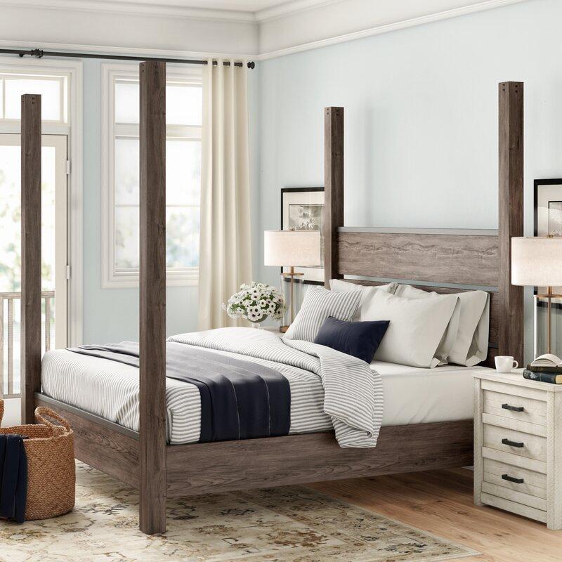 Coastal Bedroom Design Photo By Wayfair