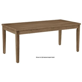 Rader Solid Wood Dining Table by Gracie Oaks